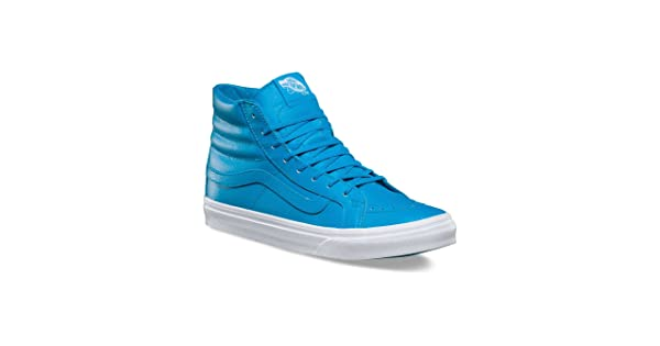 92dff2ed2a Vans Mens Sk8-Hi Canvas Hight Top Lace up Fashion Sneakers