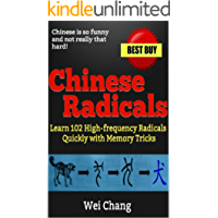 Chinese Radicals: Learn 102 High-frequency Radicals Quickly with Memory Tricks !