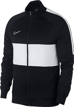 Definición collar domingo  NIKE Academy Track Jacket I96K Chaqueta, Hombre, Black/White/White, XS:  Amazon.es: Ropa y accesorios