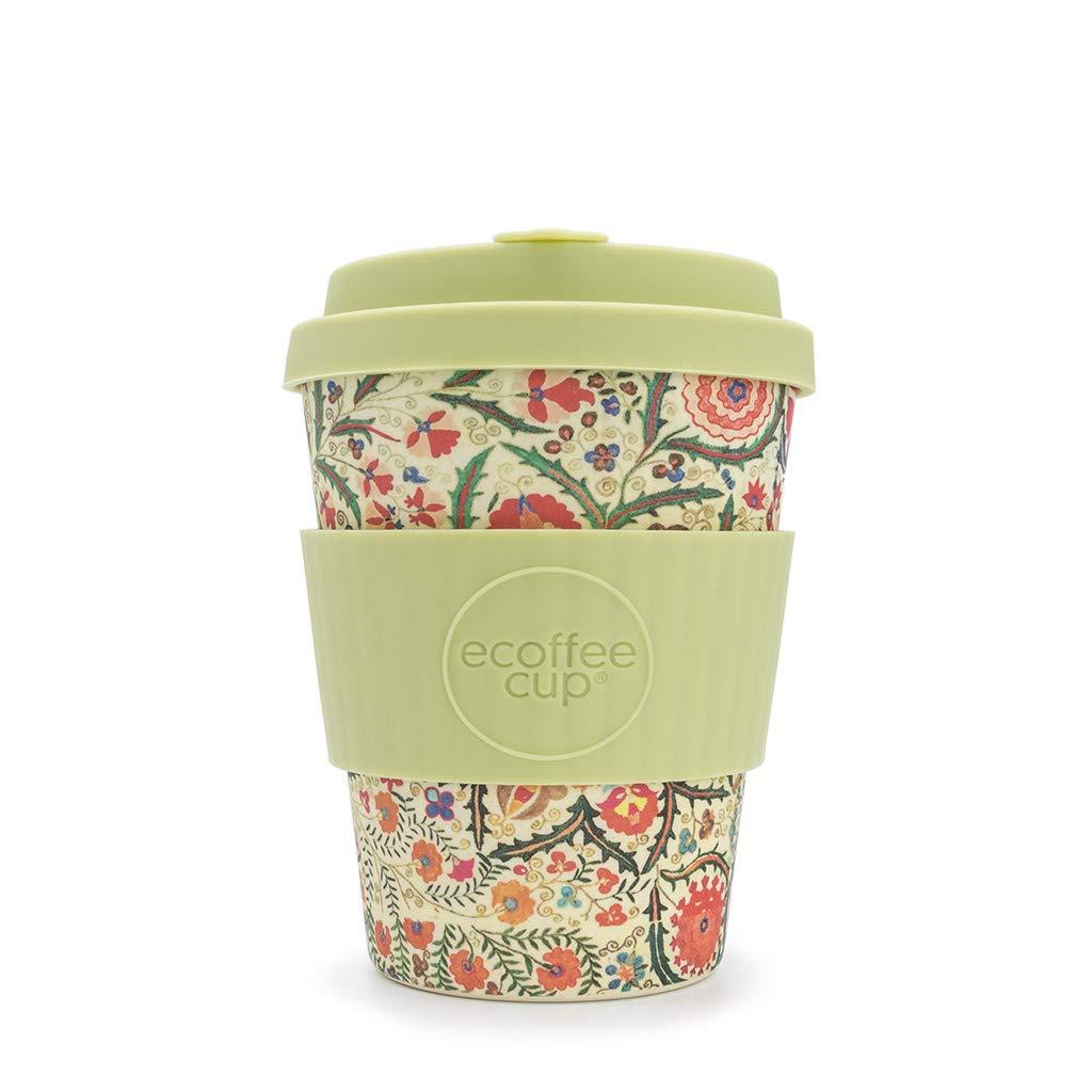 Ecoffee Cup Papafranco, Taza de café de 12 onzas | Fabricada con ...
