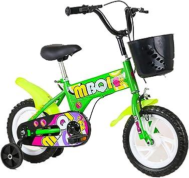 SHARESUN Bicicleta para niñas, Acero con Alto Contenido de Carbono ...