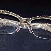 547c019b323f Amazon.com  Kate Spade Lyssa Eyeglasses-0W51 Gold Glitter -51mm  Shoes