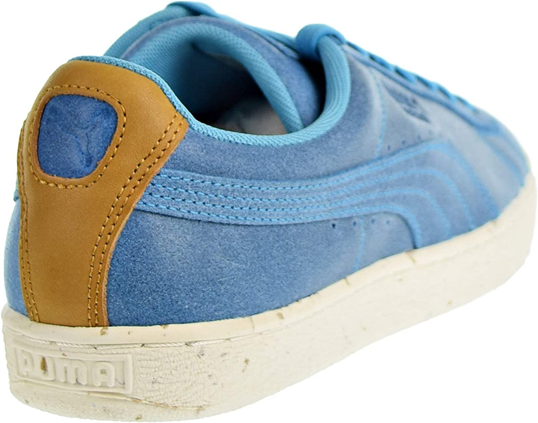 PUMA - Chaussures Suede Classic X Fubu pour Hommes Aquarius Golden Brown