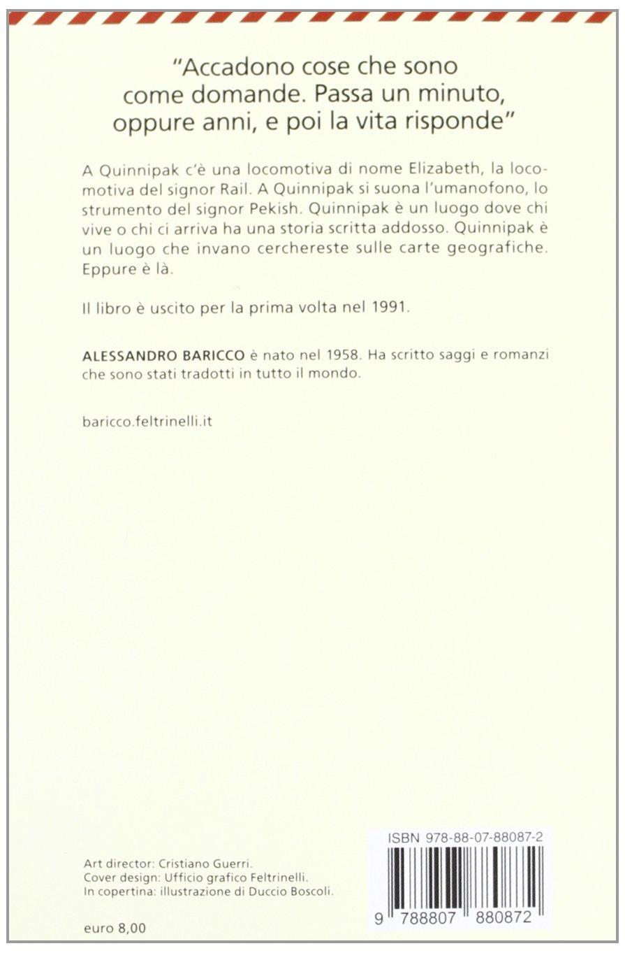 spesso Amazon.it: Castelli di rabbia - Alessandro Baricco - Libri WO04