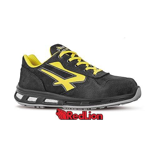 U-Power Red Lion EMOTION S1P SRC: Zapatos de seguridad trabajo para hombre/mujer talla 43 9k5xMbQgcN