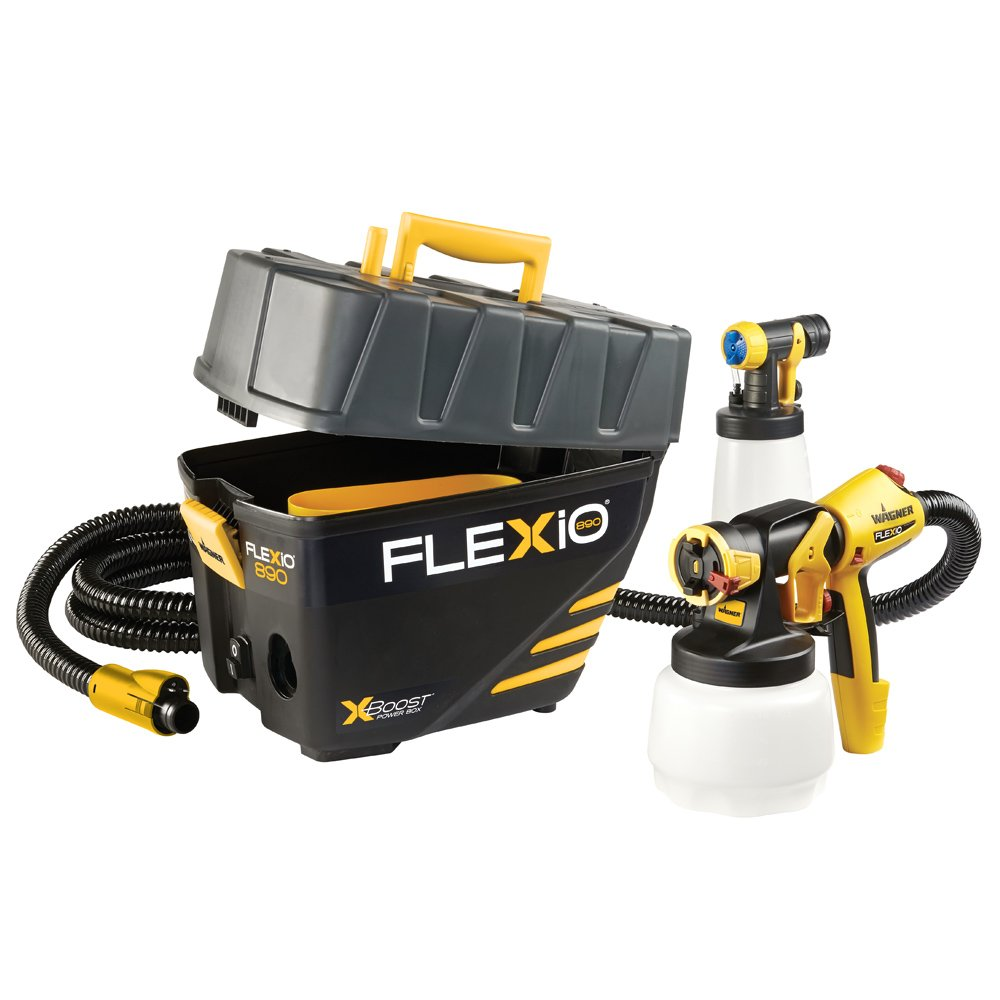 FLEXiO 890 Sprayer Review