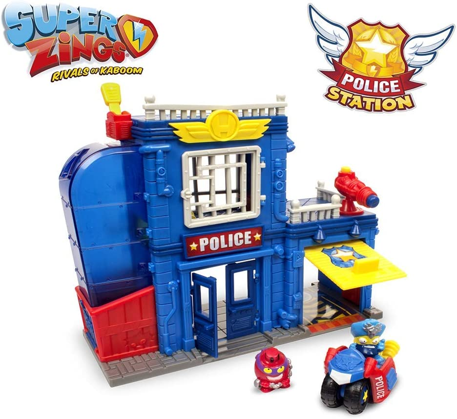 Superzings Police Station
