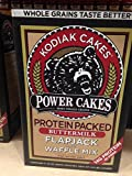Kodiak power cakes flapjack & waffle mix 4.5 lb (pack of 6)