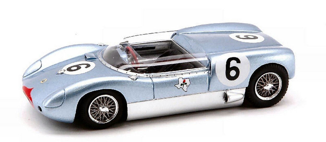 Spark Model S0258 Lotus 19 N.6 Winner Nassau 62 1:43 MODELLINO DIE CAST Model