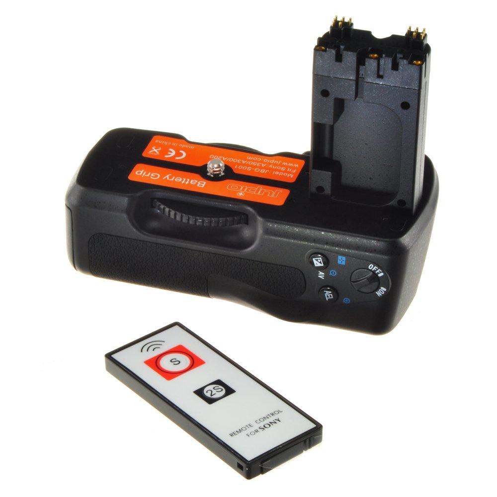 Jupio JBG-S001 - Empuñadura para cámaras digitales Sony A200/A300 ...
