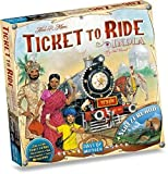planet steam board game - Ticket To Ride: Map Collection Volume 2 - India