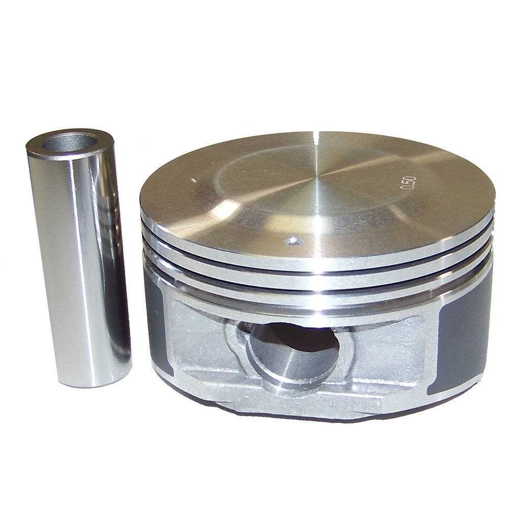 Chevrolet Trailblazer Saab // 9-7x Oldsmobile DNJ P3190.20 Oversize Piston Set for 2002-2005 // Buick Ascender Isuzu Bravada GMC Rainier Envoy Trailblazer EXT // 4.2L // DOHC // 24V