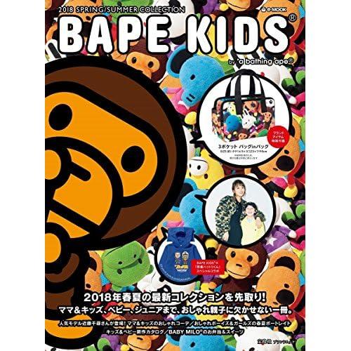 BAPE KIDS 2018年春夏号 画像
