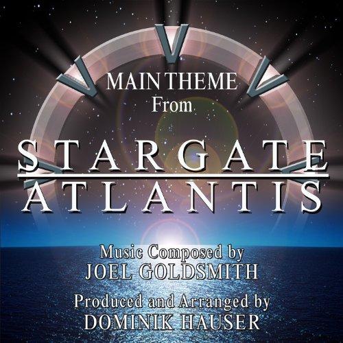 Stargate: Atlantis - Main Title (Joel Goldsmith)