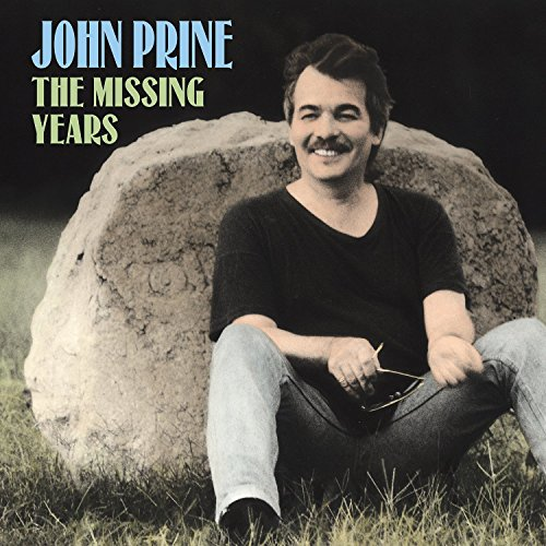 The Missing Years LP (Records Vinyl John Prine)