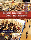 Meetings, Expositions, Events and Conventions: An Introduction to the Industry (4th Edition)