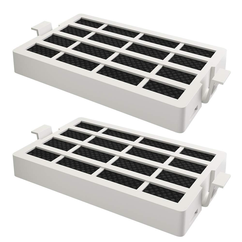 Refresh Replacement for Whirlpool Fresh Flow Refrigerator Air Filter W10311524 - Air Filter Replacement for AIR1, 1876318, W10315189 - Fits Whirlpool, Jenn-Air, KitchenAid and Maytag (2 Pack)