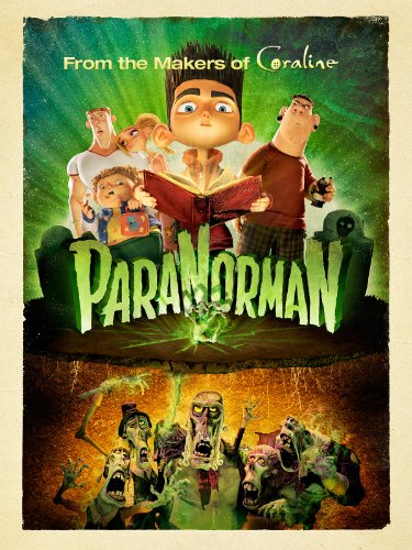 Paranorman (Old Halloween Movies For Children)