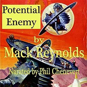 Potential Enemy Audiobook