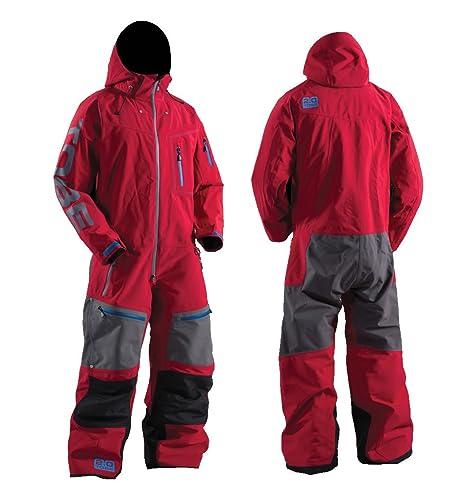 Amazon.com: Tobe Outerwear privus overol traje Jet Negro ...