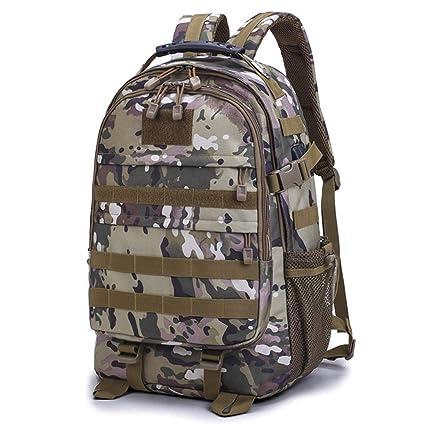 Selighting 35L Rucksack Backpack Mochila Táctica Militar Hombre Mochilas para Portátil 15,6 Pulgadas con