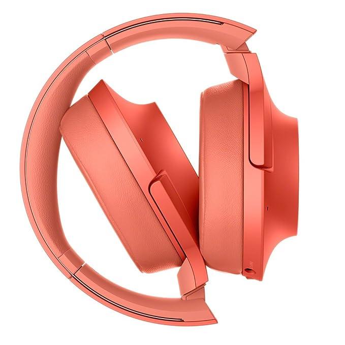 h.ear on 2 Wireless NC WH-H900N Twilight Redの写真04。おしゃれなヘッドホンをおすすめ-HEADMAN(ヘッドマン)-