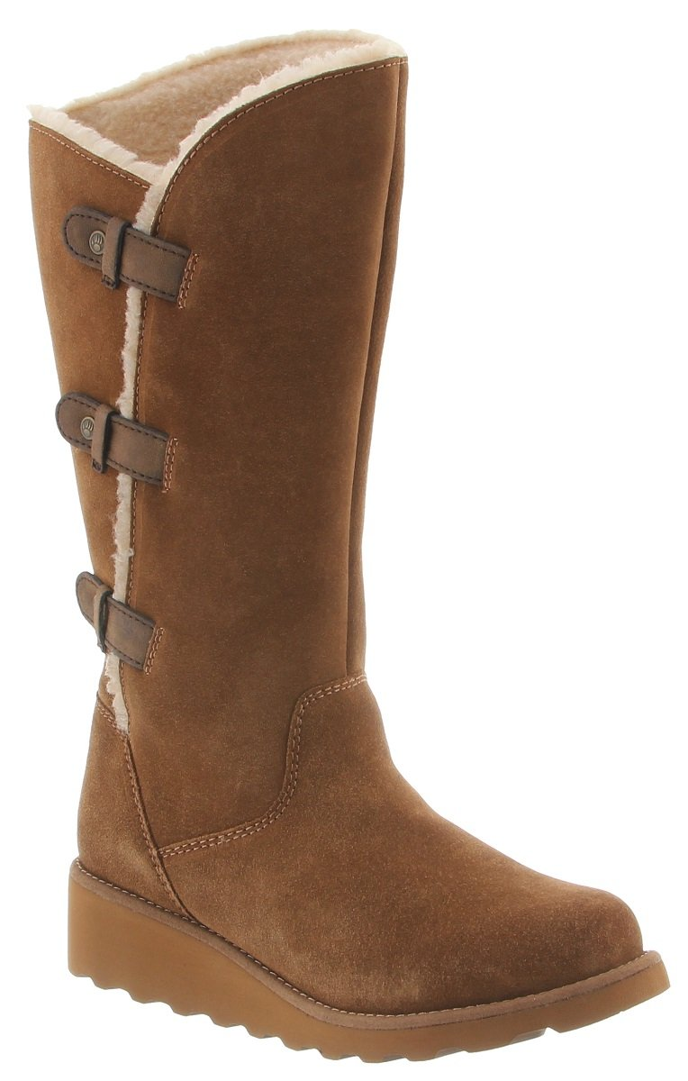 BEARPAW Hayden Women's Boot B06XYFZ2CJ 11 B(M) US|Hickory Ii