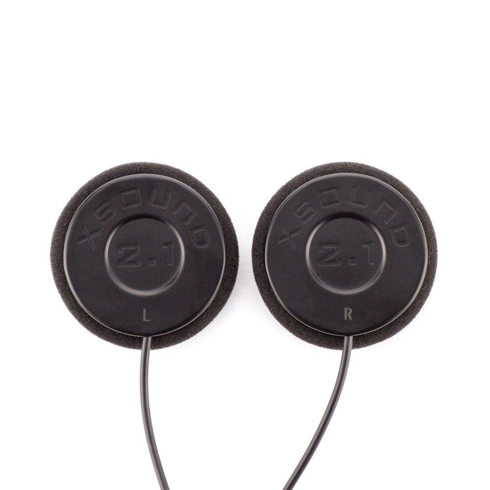 iASUS XSound 2.1 Helmet Speakers