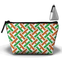 Niger Flag Weave Pencil Case Stationery Bag Cosmetic Bag Cosmetic Bag Storage Bag