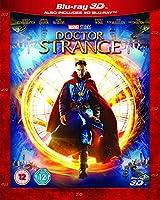 Marvel's Doctor Strange [Blu-ray 3D] [2016]