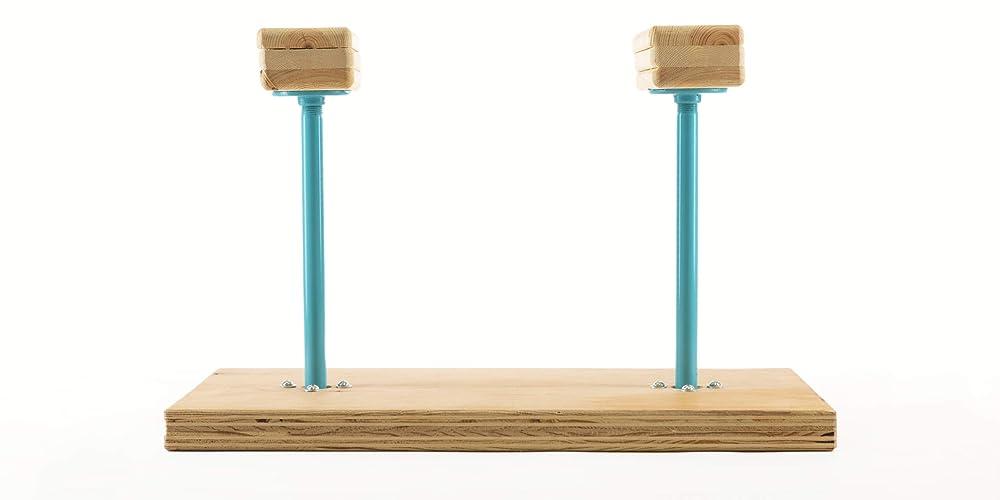 Fixed Base Beyond Balance Handstand Canes Hidden Brackets