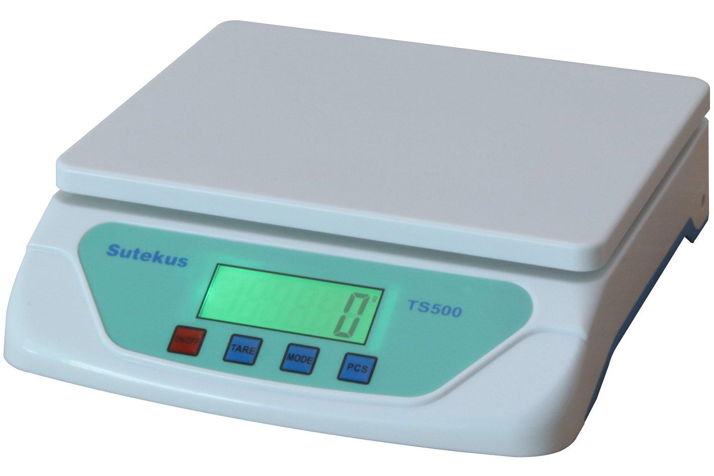 Sutekus 1g単位 最大25Kgまで計量可能 デジタル台はかり