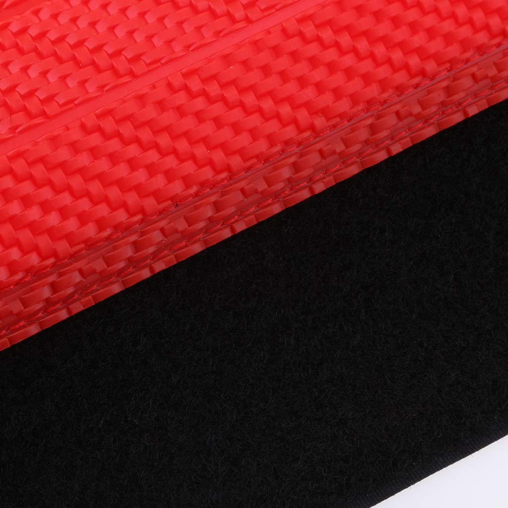 Homyl Copertura Antiurto Proteggere Cursori Forcelle per Moto EXC SX SXF XC Nero