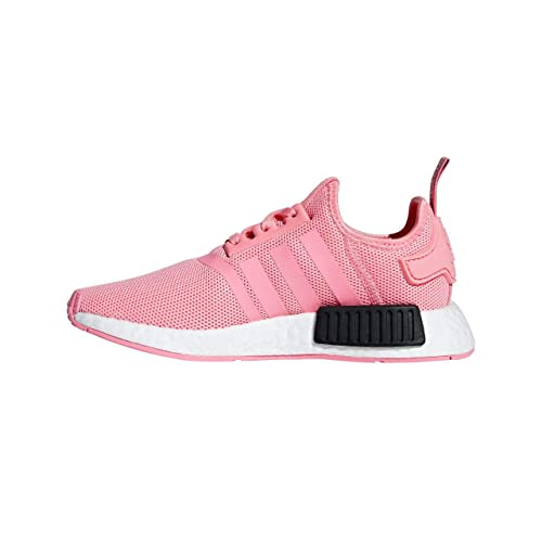 adidas Junior Girls Originals NMD R1 Trainers in Pink Lace