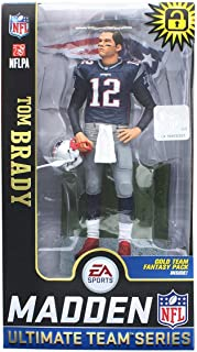 New England Patriots Madden NFL 19 Ultimate Team S2 Figure - Tom Brady