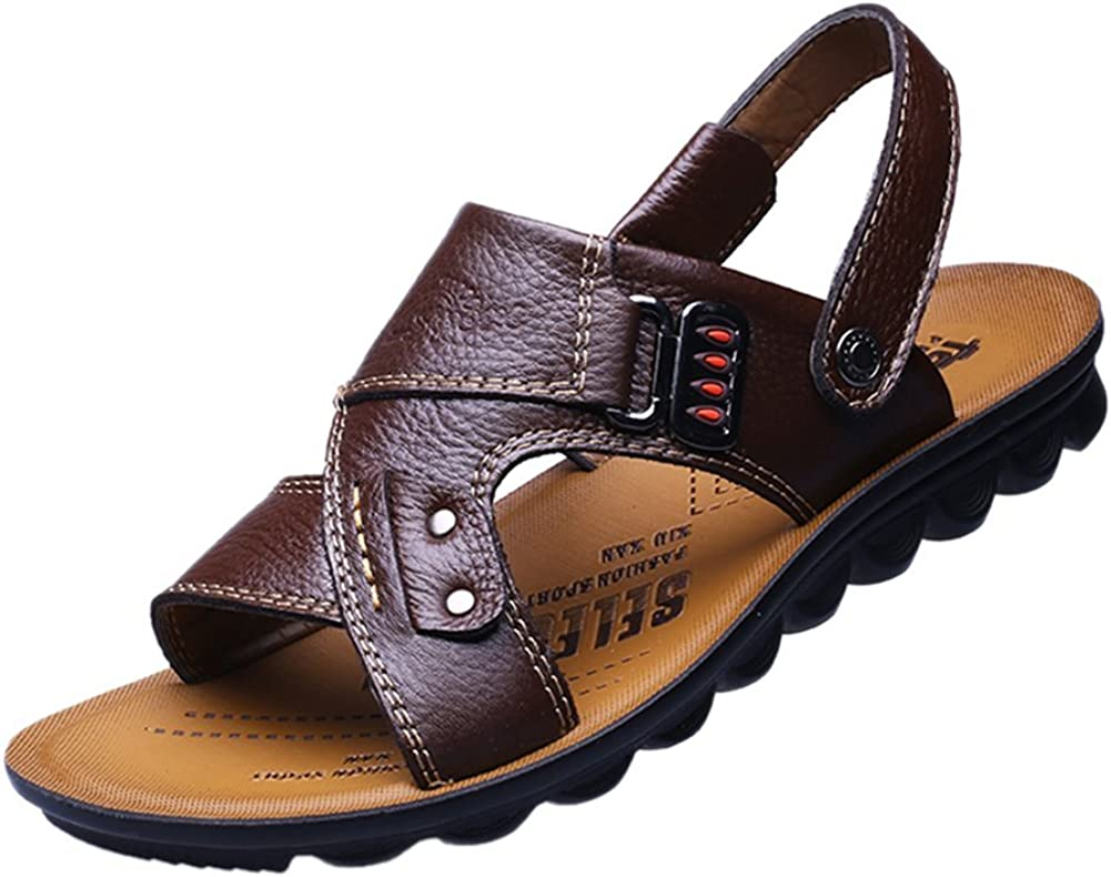 Keplia Mens Stylish Cool Lightweight Sandles Skidproof Sandals
