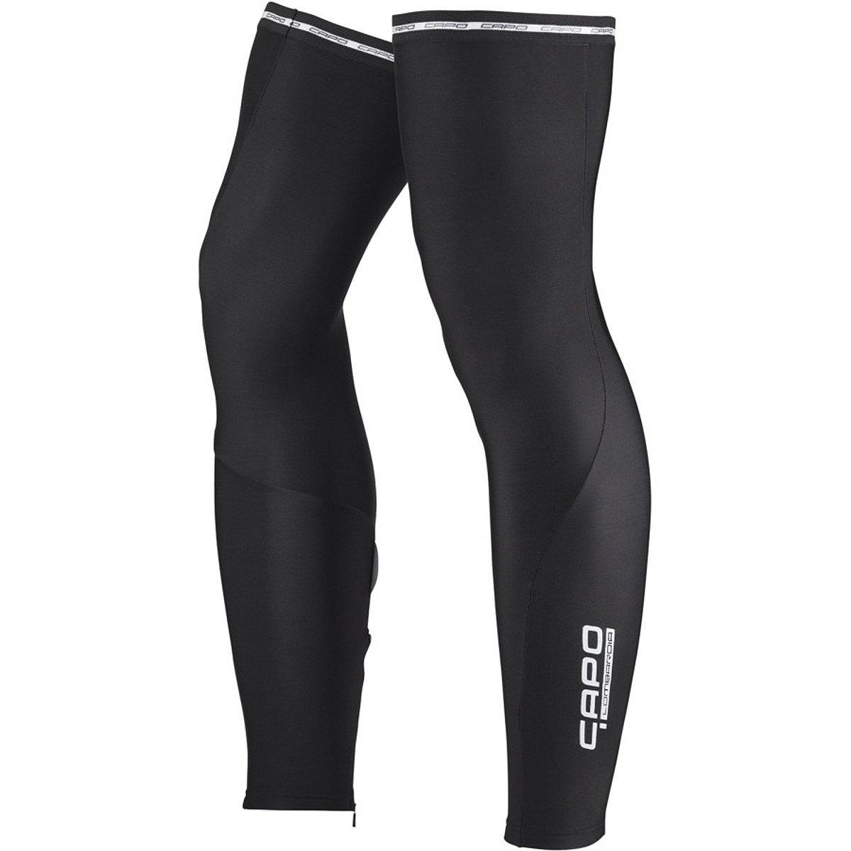 Capo Lombardia Leg Warmer Black, S/M