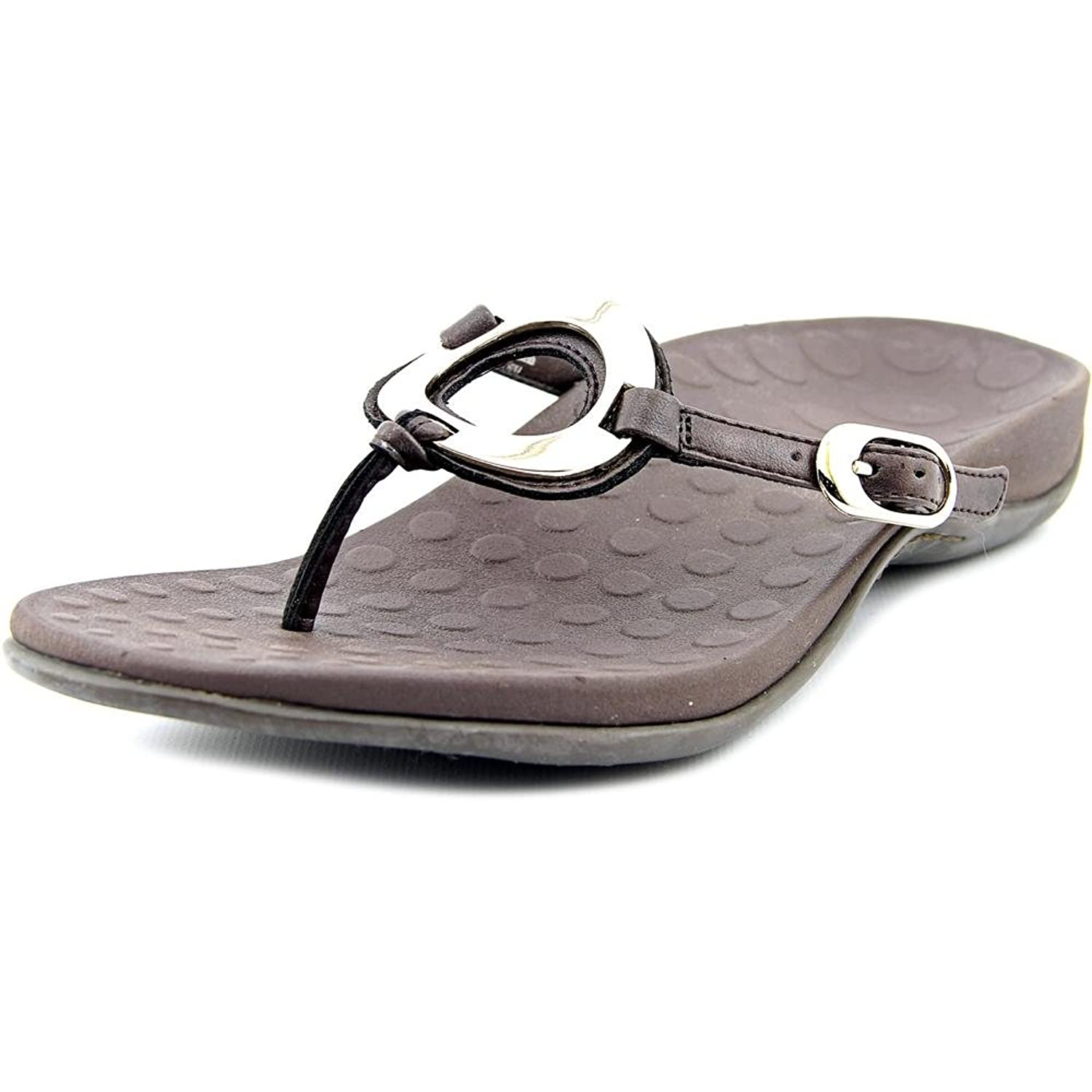 c692aeade53c Orthaheel by Vionic Yolanda Open Toe Synthetic Thong Sandal on sale ...