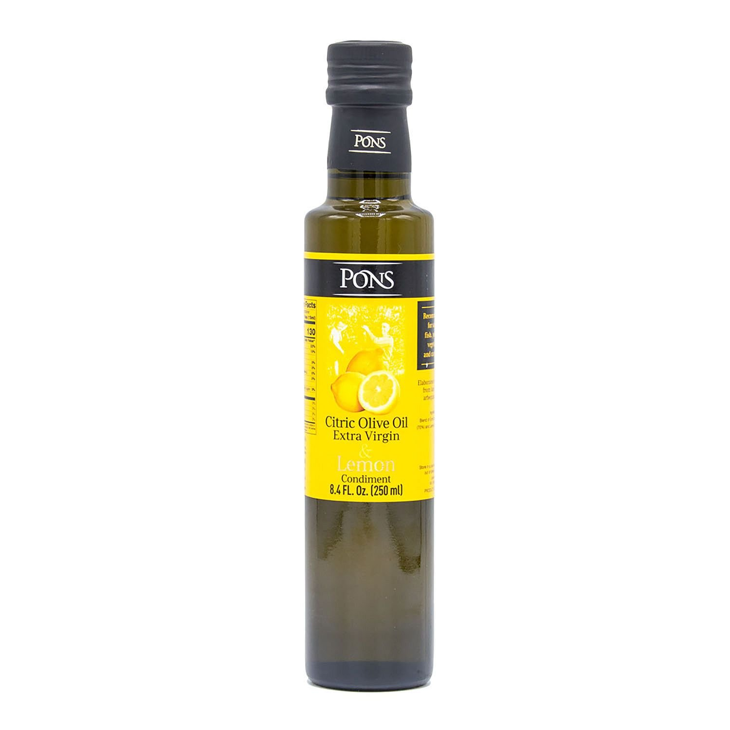 Amazon.com : PONS Olive Oil Variety Pack with Garlic, Lemon and ...