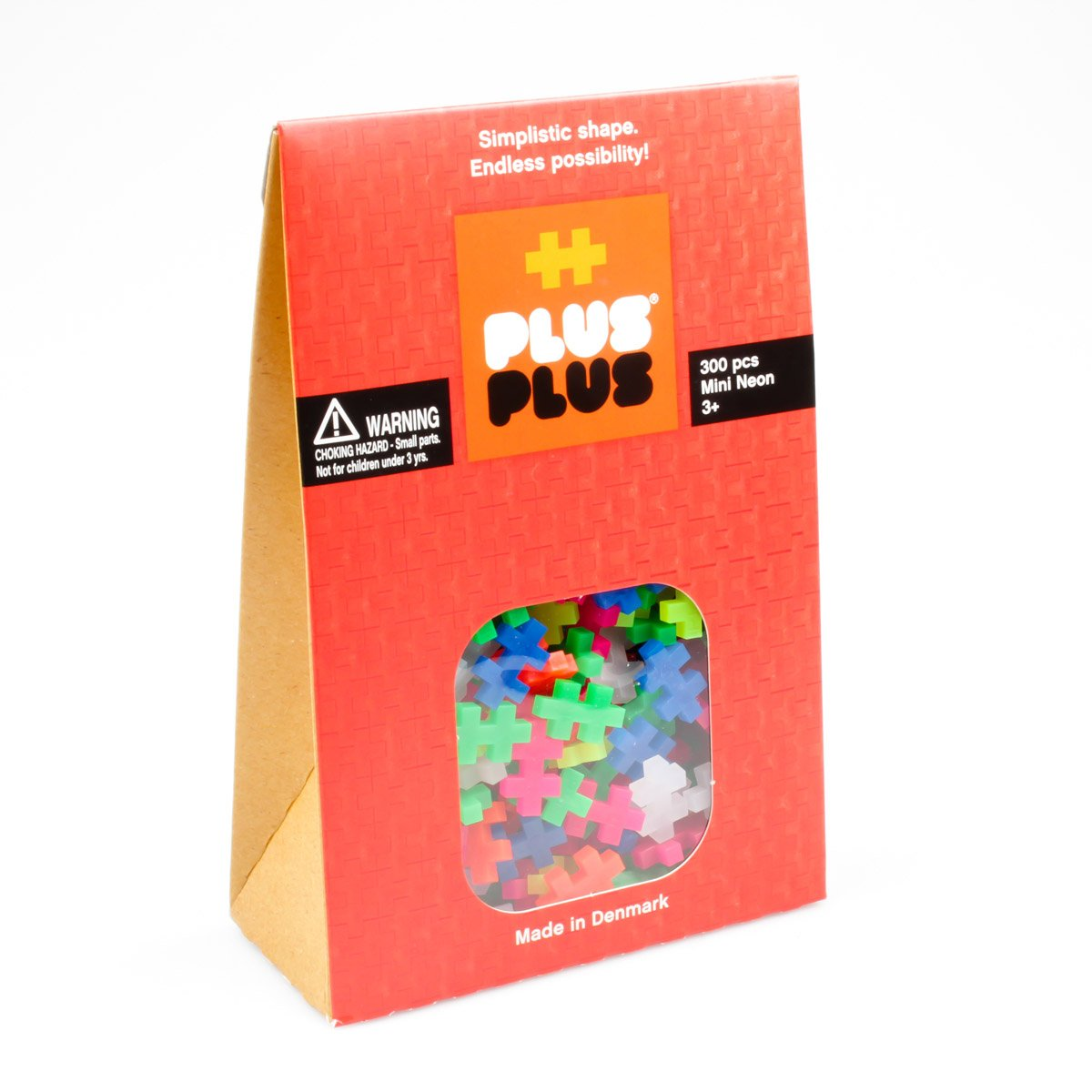 Plus-Plus 300-Piece Neon Assortment 03351