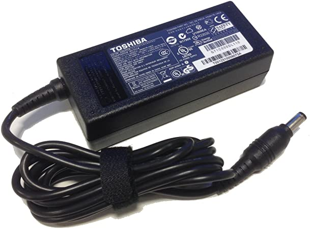 Uniq-bty AC DC Adapter for Toshiba Satellite C875 C875D C55 C55D Laptop