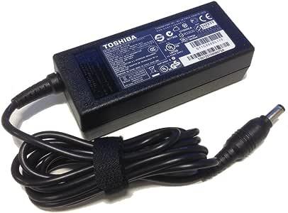 Amazon.com: Toshiba 19 V 3.42 A 65 W AC Adapter for Select ...