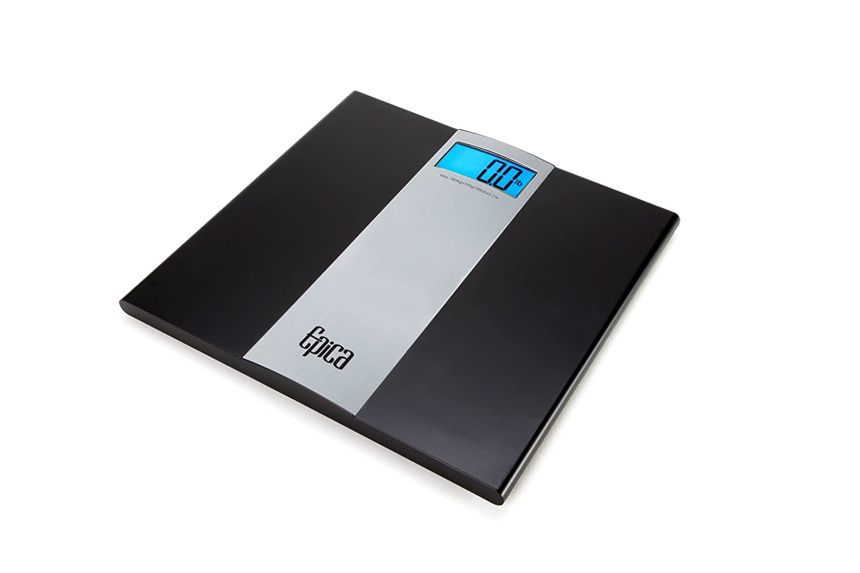 Most accurate bathroom scale 2014 - Amazon Com Omega Ultra Slim Digital Bathroom Scale 400 Lb Capacity Sense On Technology Beauty