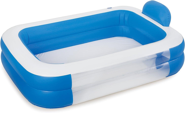 SUMMER Waves – Piscina Hinchable 2 boudins, kb0653000000: Amazon.es: Juguetes y juegos