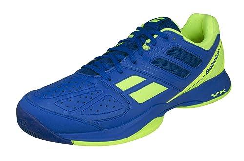 Babolat Pulsion All Court de los Hombres de Las Zapatillas de Deporte/ Zapatos de tenis-Blue-46.5: Amazon.es: Zapatos y complementos
