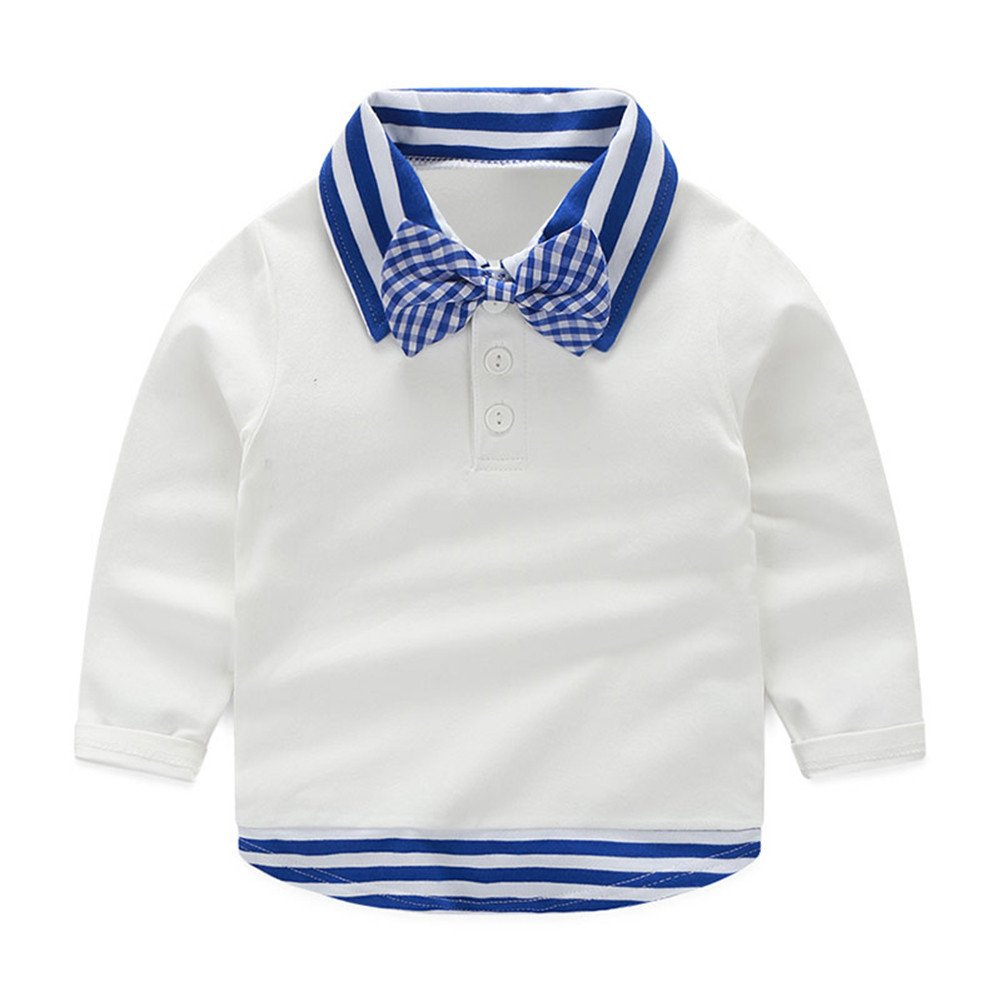 Mud Kingdom Boys Dress Shirt with Tie Casual Long Sleeve SS0360