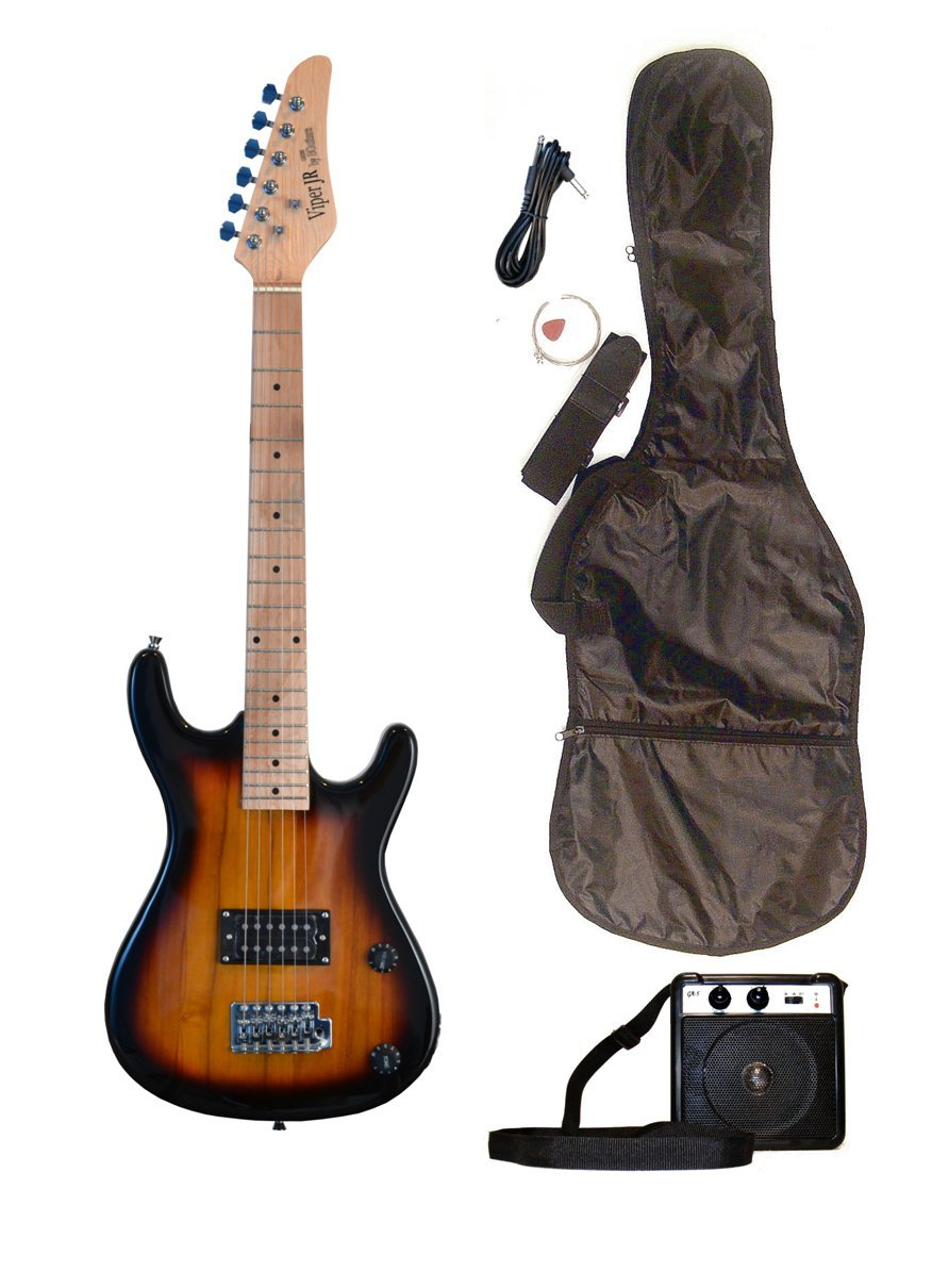 Directly Cheap 6 String Electric Guitar Pack, Sunburst + Learn to Play (000-BT-GE36CO-TS+DVD) by Directly Cheap