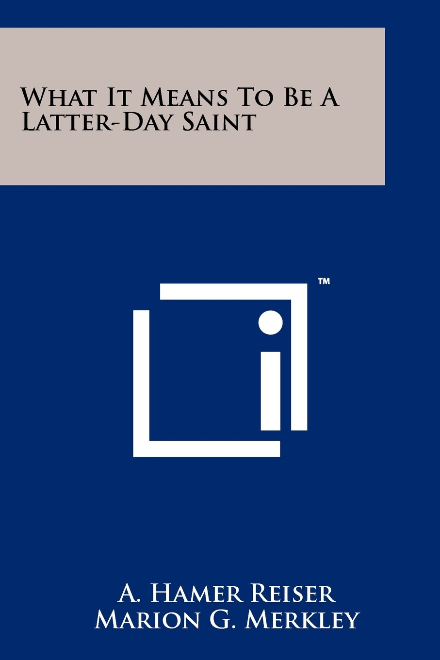 Download What It Means To Be A Latter-Day Saint pdf epub