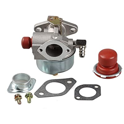 Lizudian Carburetor for Tecumseh 632795 632795A 633014 Fit for Tvs75 Tvs90 Tvs100 Tvs105 Tvs115 Tvs120 LAV35 TVXL115: Automotive