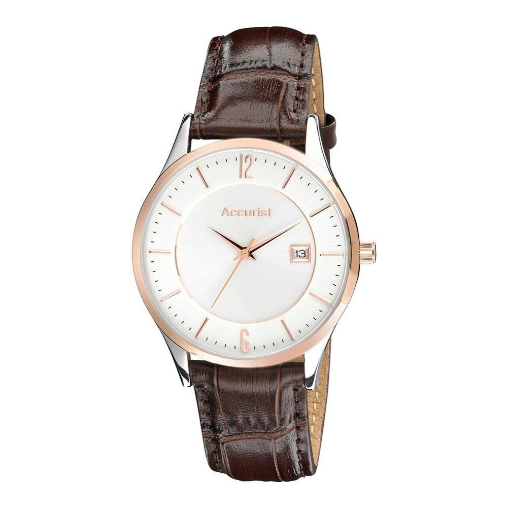Accurist Gents London Watch Ms648 by Accurist